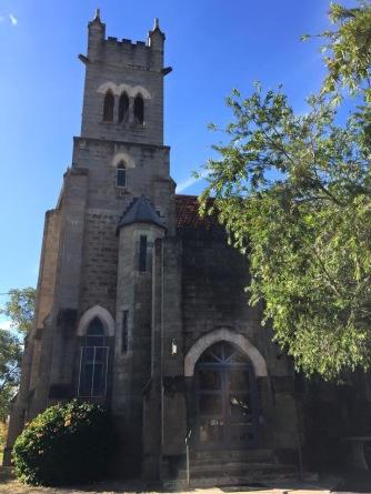 Roma church