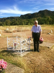 Dad at springsure